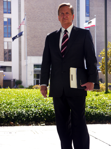 Steven Clark, Former Santa Clara County District Attorney and experienced Legal Analyst